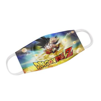 Máscaras Dragon Ball - Goku